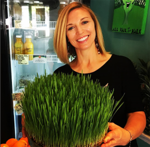 Wheatgrass Wednesday!